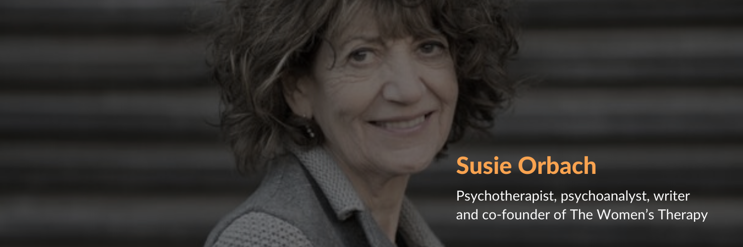 CPD Counselling Training Susie Orbach
